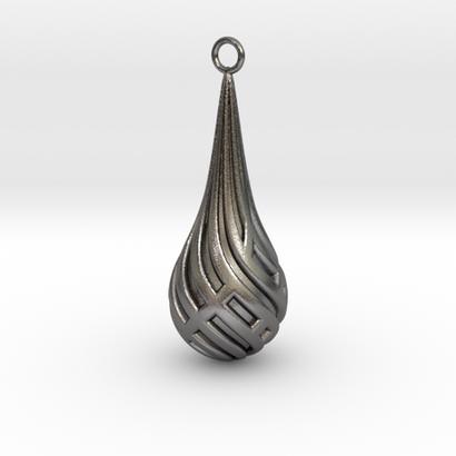 Tear Drop Earring/Pendant