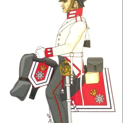 Selle Prussien Cuirassier Playmobil