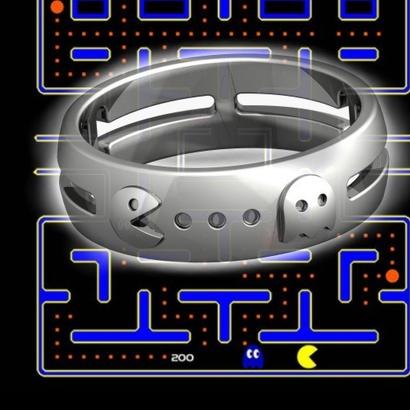 Bague Pac-Man T63