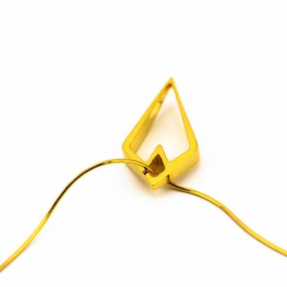 HIDDEN HEART : AIRY, pendant