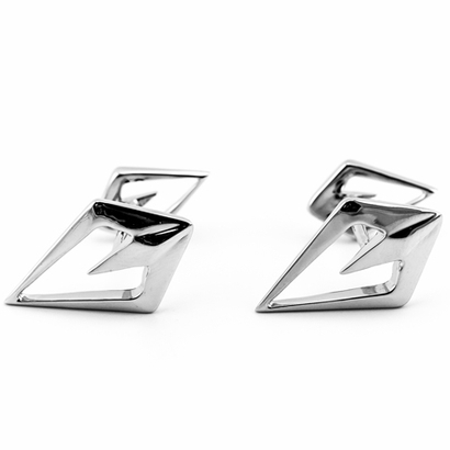 """HEAD TO HEAD"" AHEAD, Cufflinks"