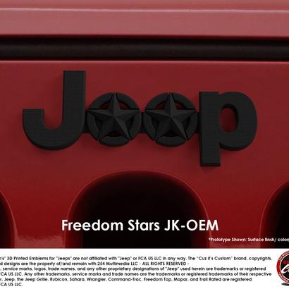 Freedom Stars (JK OEM)