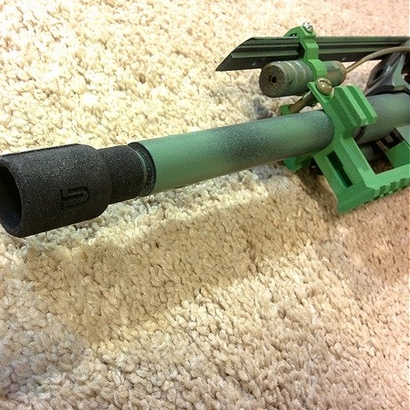 Airsoft Muzzle Amplifier