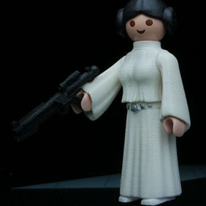 Princesse Leia Body