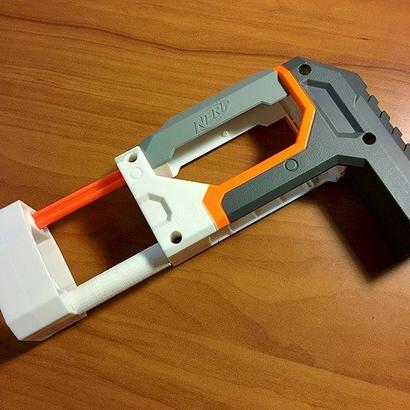 ECS-10 Shoulder Stock Hardening Brace