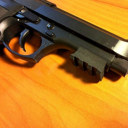 1911 M92 Bottom Rail