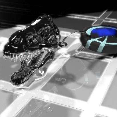 Crâne de T-rex