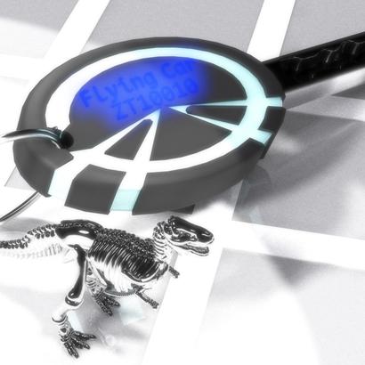 Squelette T-rex