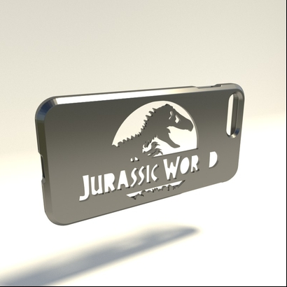 Coque Iphone 7 Plus Jurassik World