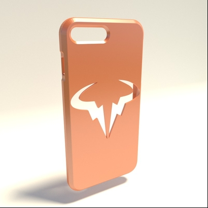 Coque Iphone 7 Plus Rafael Nadal