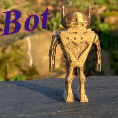 Pretty robot