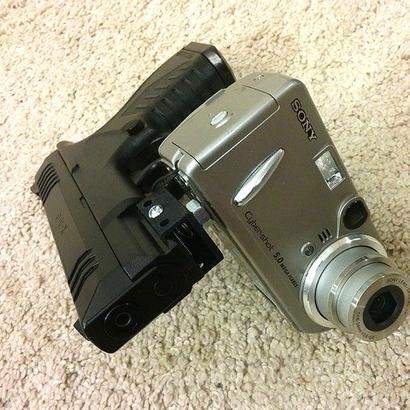 Universal Digital Camcorder Picatinny Mount Adapter