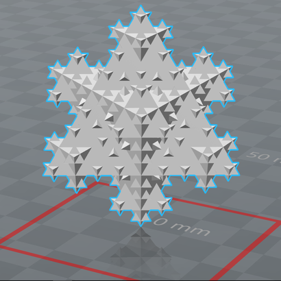 3_lvl_Koch_snowflake_3D_original