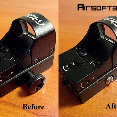 Micro Red Dot Sight Mount Bracket