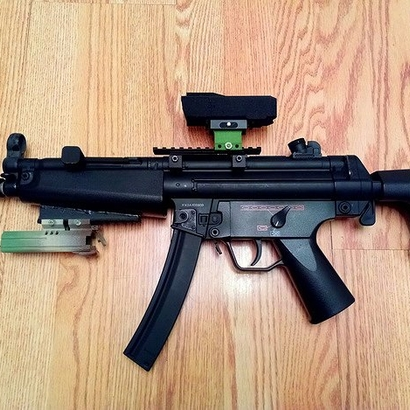 how to build an airsoft gun from parts