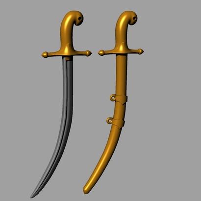 KOLOKOTRONIS SWORD 5+5