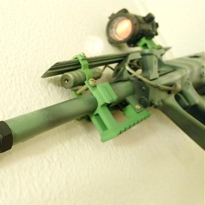 HMP Flash Suppressor (14mm-) Halo M7 SMG Inspired