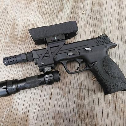 BWS Zombie Response Pistol