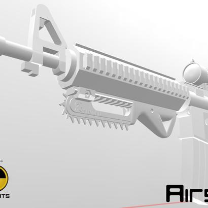 BWS Zombie Sentinel M4 Rifle