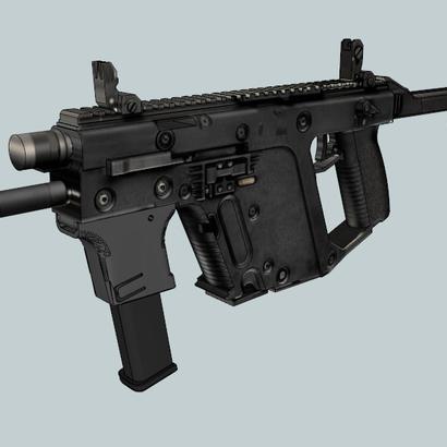 9mm Magazine Forward Grip for Carbine