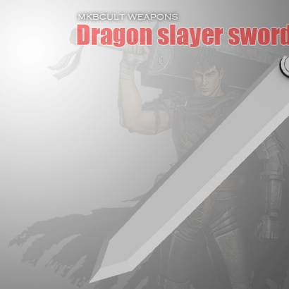 Dragon Slayer Sword