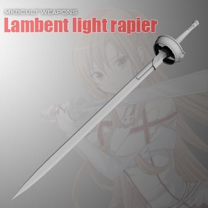 Lambent Light Rapier