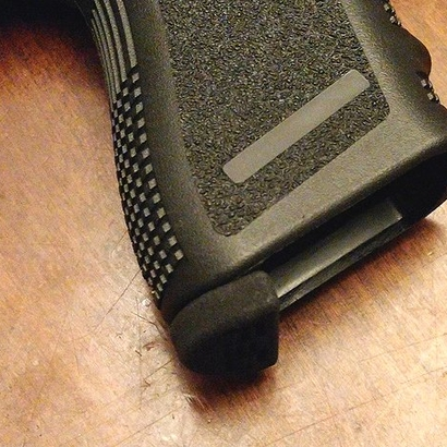 Grip Plug for G18, G19, G23, and G25