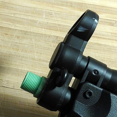 14mmx1 Negative Muzzle Interface