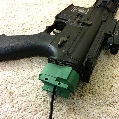 M4 Receiver Picatinny Mount Adapter Mark I