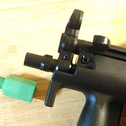 HK 3 Lug to 14mm- Barrel Adapter for MP5, MP5K, G3, and T3