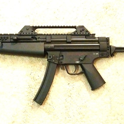 Anarchy Hybrid MP5 Carbine