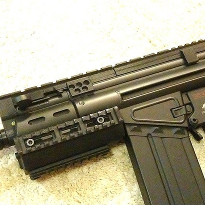 G3 SAS Full Length Picatinny Rail