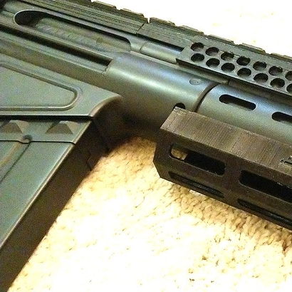 G3 T3 SAS Vented M-LOK Handguard