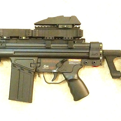 G3 SAS SpeedQB Monster