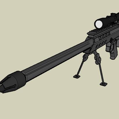 PDW 57 Flash Hider (14mm- Steel)