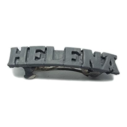 HELENA Personalized Hair Barrete 40-45