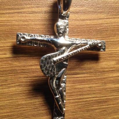 Croix de Johnny Hallyday