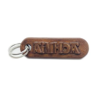 AINHOA 3D keychain