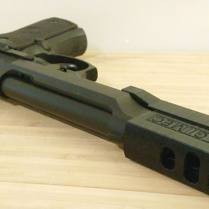 The Professional Compensator for M9 and M92