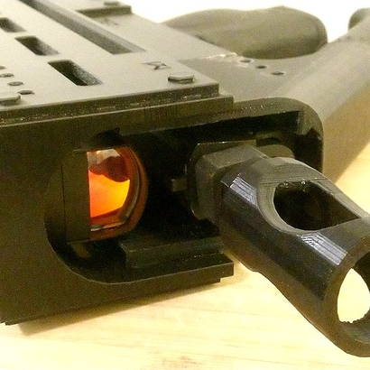 MP32PDW Carbine Conversion