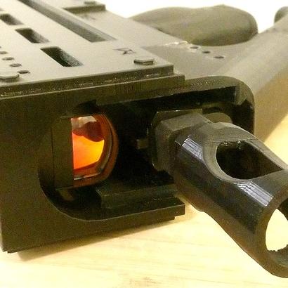 MP32PDW Carbine Conversion