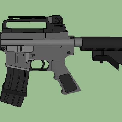 Silencer Handguard in One (14mm-)