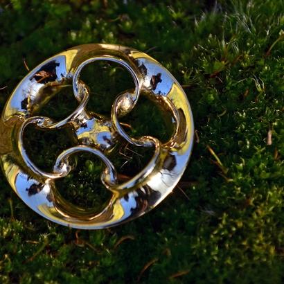 Seven Rings Pendant