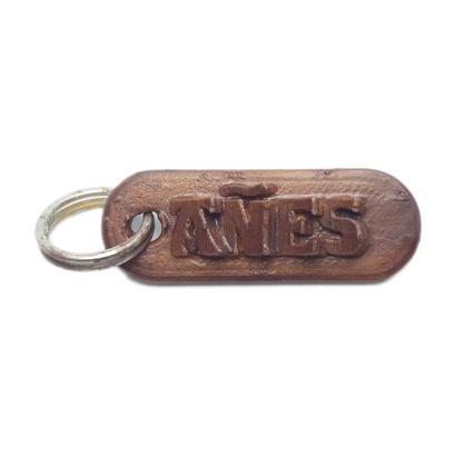 AÑES 3d keychain