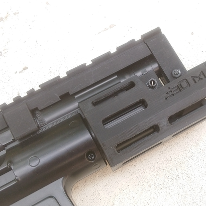 MP5K Vented M-LOK Handguard
