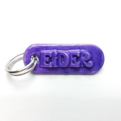 EIDER 3d keychain