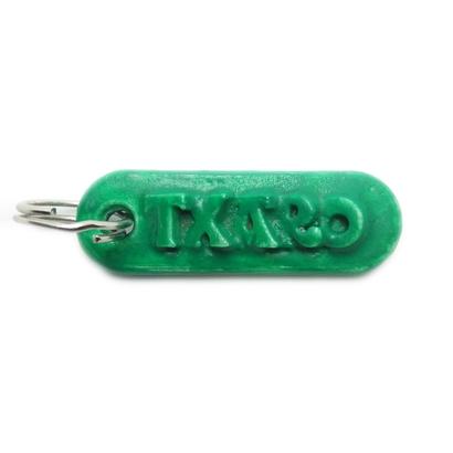 TXARO 3d keychain