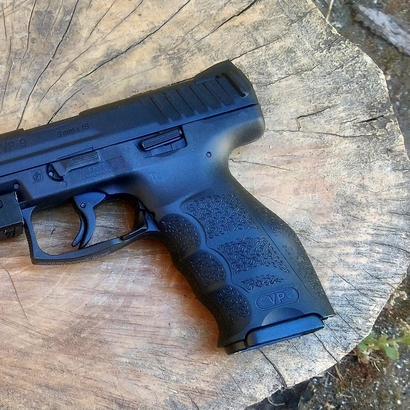 Match Weight Lara Croft Compensator for VP9 P30