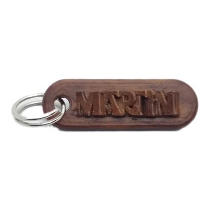 MARTIN 3d keychain