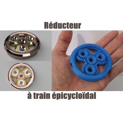 Reducteur à train épicycloïdal / Epicyclique gear reductor
